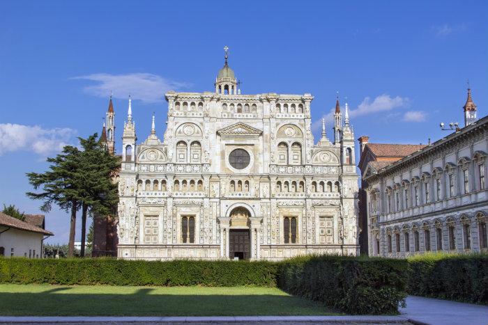 Certosa in Pavia