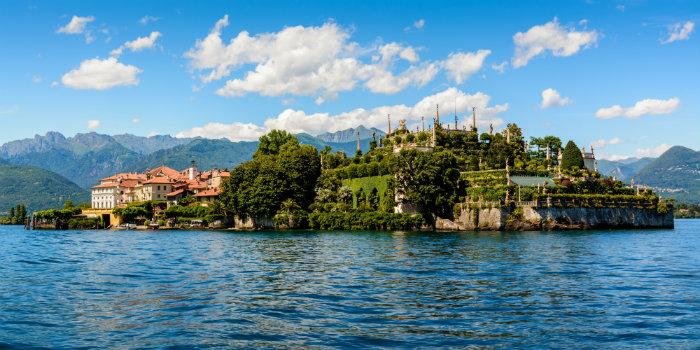 Isola Bella, Maggiore Lake
