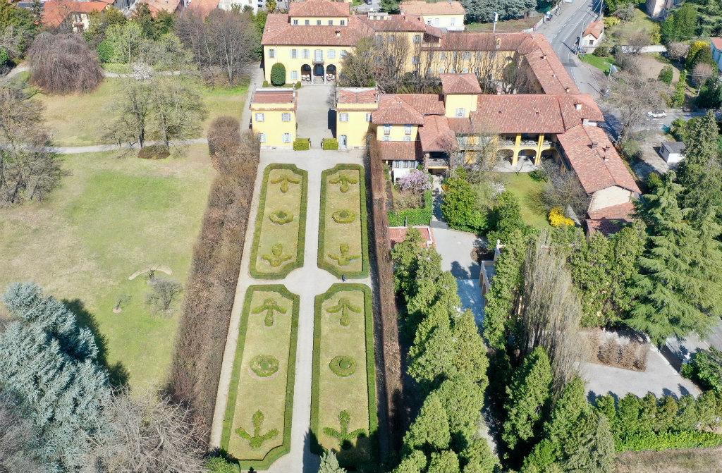 Villa Medici Giulini - Architectural complex