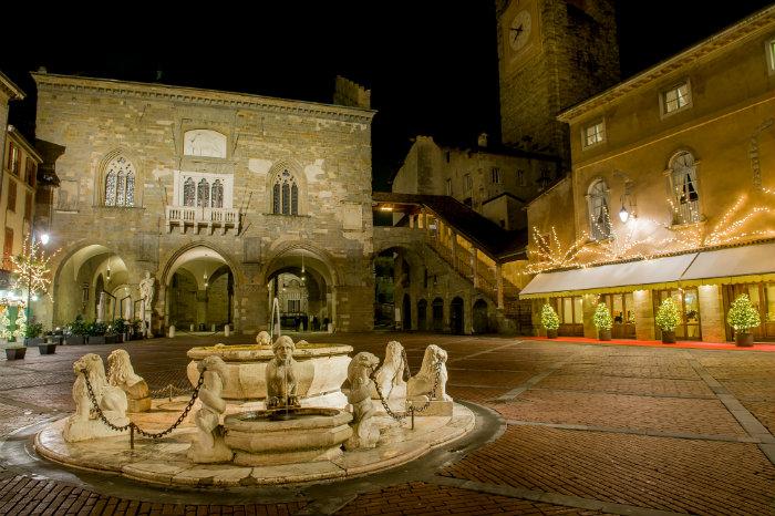 Cultural Itineraries in Bergamo