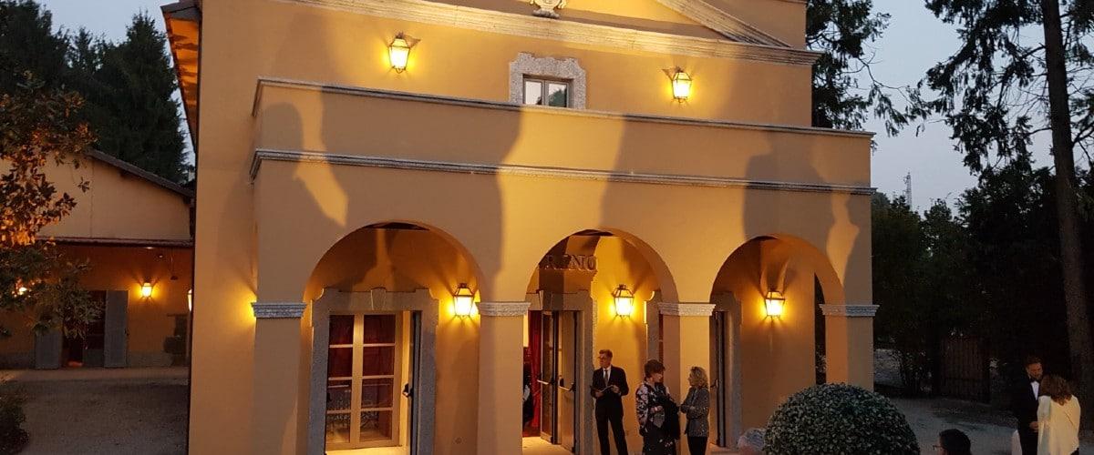 Location concerti Milano - Villa Medici Giulini
