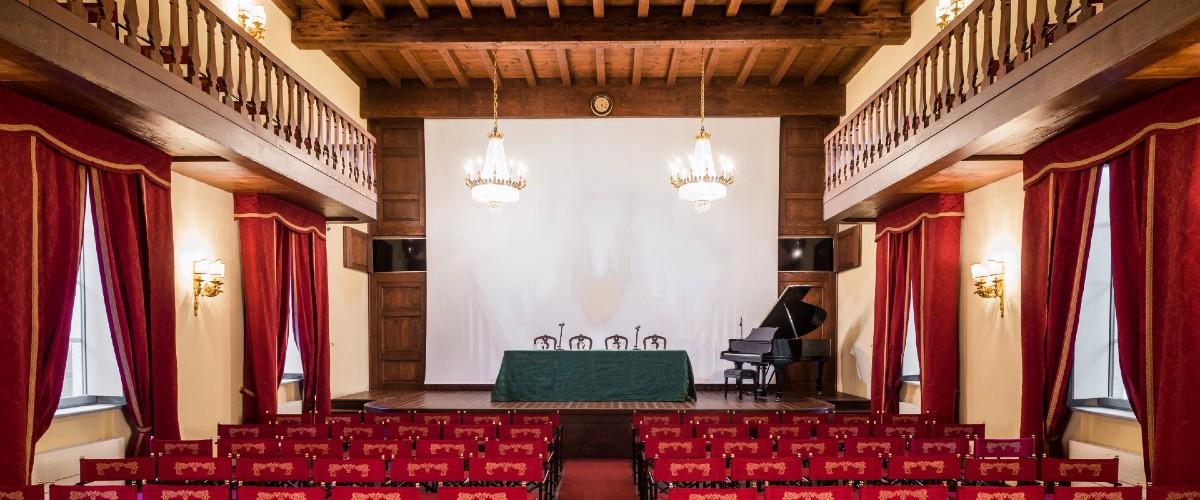 Location convegni ed eventi aziendali a Milano - Villa Medici Giulini