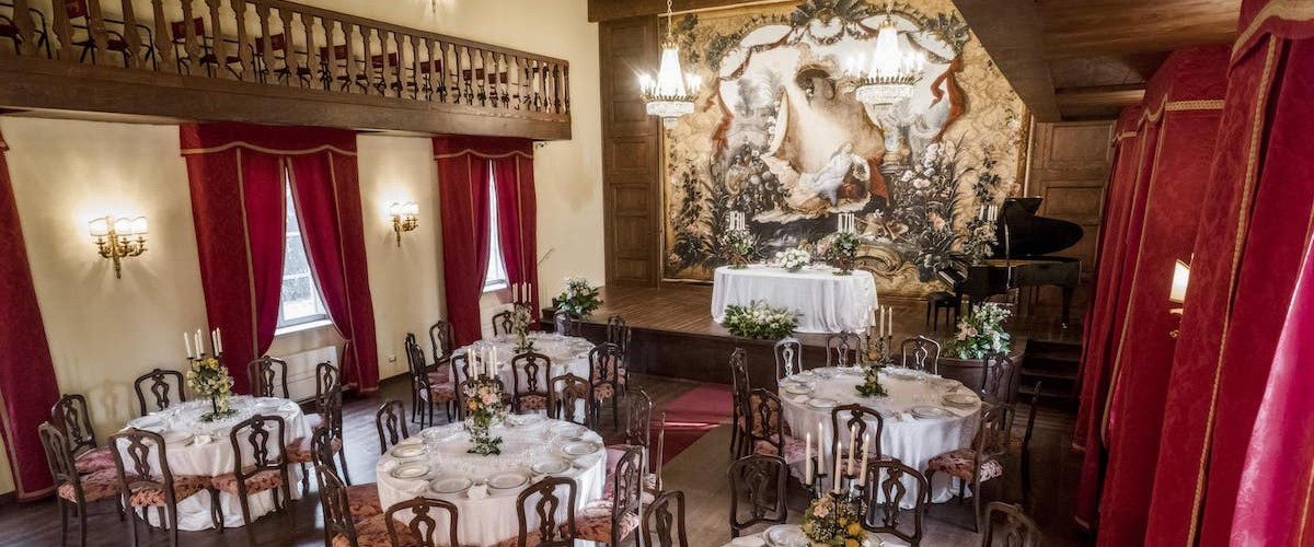 Location eventi a Milano - Villa Medici Giulini