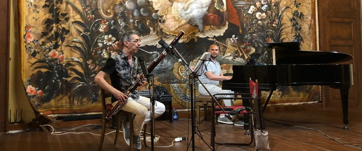 Registrazioni audio e video a Milano - Villa Medici Giulini