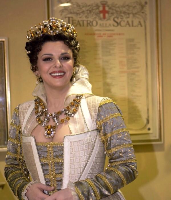 Masterclass - Fiorenza Cedolin - Villa Medici Giulini