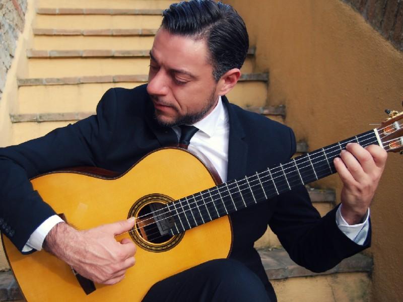 Masterclass - Diego Campagna - Villa Medici Giulini